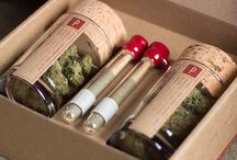 Cannabis Packaging / Different ways on how to package all the different products and some health tips.