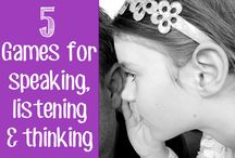 Language and Thinking Skills / For everything that develops language and thinking skills in children