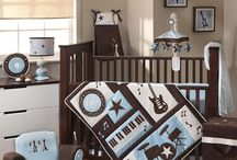 Kiddo - Nursery {baby boy}