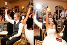 reception ideas (wedding) / by Christina Boland