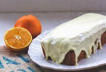 Orangenkuchen