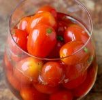Picked tomatos