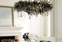 Christmas table lighting inspiration