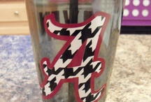 Roll Tide! / by Alicia Cardwell