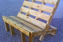 Pallets / by Lydia Billman