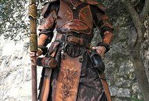 shaman kostume