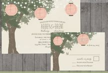 Wedding: Stationary / by Jessica Hogue