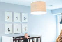 Nursery Inspiration / Nursery and bedroom inspiration for new and expectant families in the Calgary, Alberta, Canada area. Brought to you by the sleep experts and consultants at Sleep Made Right.