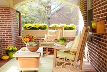 porches & outside spaces