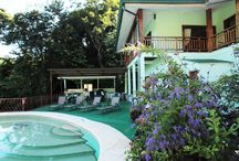Quepos family jungle house for sale on the outskirts of town