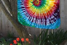 Bright and Beautiful Tie Dye / Awesome hand dyed baby gear! / by Chromatic Kiddos