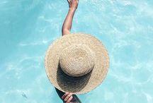 beach // pool