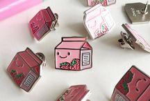 pins // accessories