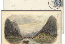 Stamps, Norway
