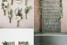 Greenery and Ivy in Weddings