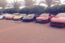 Last Lion SuperCar Run 2015