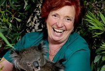 Carers of native marsupials, reptiles and animals