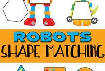 Daycare - robot