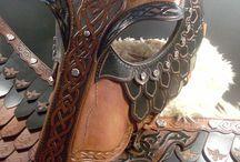 medieval/elfique equestre