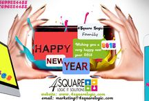 new year offers / 4Square Logic Wishes you a very happy new year.....