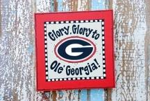 Georgia Bulldogs / by Shawn Flanary-Newcomb