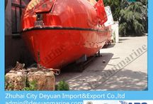 Enclosed lifeboat / Enclosed lifeboat / by Zhuhai City Deyuan Import&Export Co., Ltd