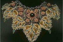 Wonderful jewellry creations / beaded jewellry