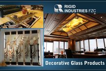 Glass Division Work