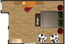 Teen Boy's Room / Transform a room currently used for storage into a room a teen boy will love to hang out in
