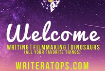 Writeratops! / I blog about writing, filmmaking, and all manner of other cool stuff. Check it out!