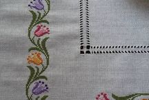 Etamin - Cross stitch