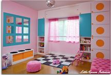 habitación para  mi Salomé / algunas ideas para crear una habitación divertida para mi Salomé