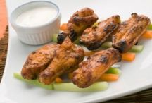 food chicken wings