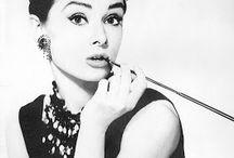 My favorite it girls: Audrey Hepburn