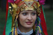 Clothing: Folklore: Slavic
