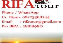 Paket Wisata Bromo / Paket Wisata Bromo Murah dari RIFA Tour