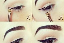 Make-up:how to