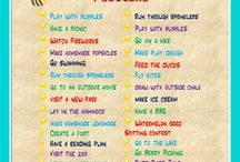 Summer things to do