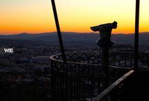 Top 6 Miradouros em Braga / É daquelas pessoas que adora observar as cidades do alto e nunca diz não a uns belos miradouros? Seleccionámos o top 6 de miradouros em Braga!
