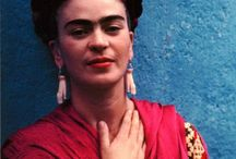 "Frida Kahlo / "" At the end of the day, we can endure much more than we think we can""//"