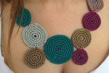 Ta plekta tis marws / Handmade jewelry