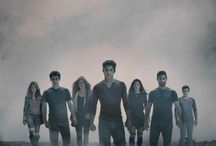 Teen Wolf / I don't know what possessed me to watch all 5 seasons of this show in 3 days but I'm glad I did❤️