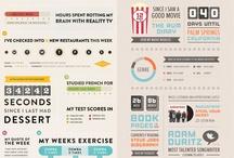 Infographics / by Jeremiah Wingett