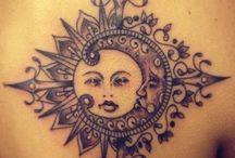 Měsíc a sluníčko