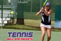 Tennisball and Rackets