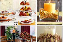 Thanksgiving / by Nancy Denton