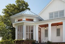 PalmBeach Polysatin Shutters / Our Palm Beach™ polysatin shutters are plantation-style shutters constructed with UV resistant polysatin compound, so they're guaranteed never to warp, crack, fade, chip, peel or discolor, regardless of extreme heat or moisture.