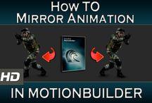 Motionbuilder Tips & Tricks