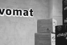 Evomat / Branding & Web Design