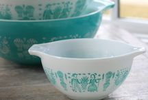 Vintage Pyrex / by Mindy LaClair Wilson